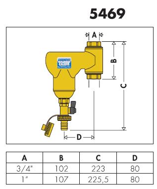 546906 dirtcal defangatore tubazioni verticali for Helios termocamini scheda tecnica