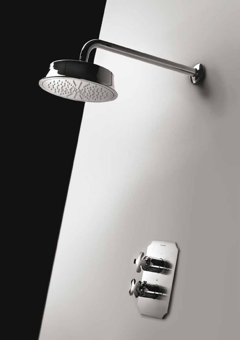 62608 62610 braccio doccia miscelatore doccia fratelli for Rubinetteria fratelli frattini